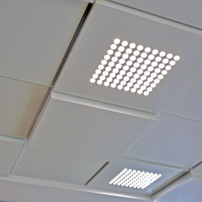 LED lámpa ásvány álmennyezethez