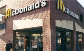 McDonald's Éttermek Országosan