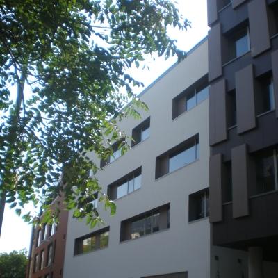 Vizivárosi Irodaházak Budapest