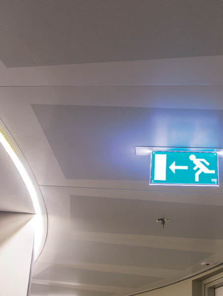Lay-in Corridor